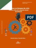 Reformas en tiempos de crisis