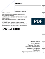 PRS-D800_manual_NL_EN_FR_DE_IT_RU_ES