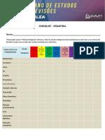 CHECKLIST PARA ESTUDAR PEDIATRIA.pdf