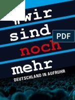 #Wir Sind Noch Mehr - Deutschland in Aufuhr - 2018 (eBook)