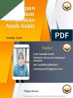 Penerapan FCC dalam Merawat Anak Sakit_Imelda Yanti