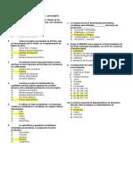 Examen diario 2do - Ecorregiones
