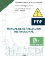 Manual Se%F1alizacion Inst 2005