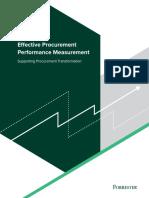 Ivalua_Forrester_Effective_Procurement_Performance_Measurement