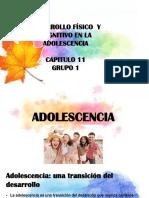 DESARROLLO FISICO DE LA ADOLESCENCIA (1)