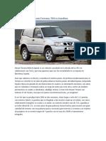 Fallas comunes Nissan Terrano, TDI vs Gasolina.
