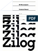 1983_Z8_Microcomputer_Technical_Manual