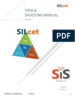 SILcet_Installation and Troubleshooting