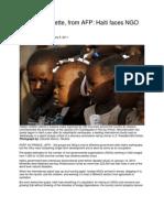 AFP - Haiti