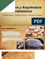 Presentación de Camila Aldave y Fernanda Higuera