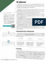 Informe  (Libro LyL3 pág.  134)