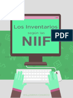 Los Inventarios Segun Las NIIF