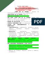Ficha tecnica (WAIS-IV)