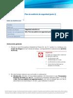 Plan Auditoría Seguridad II