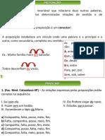 Aula - Conectivos Preposição e Conjunção.ppt