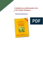 international list of organic shampoos pdf.pdf