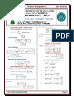 FORMULARIO SEGUNDO PARCIAL (MAT-101) (1)
