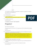 Evaluación U2 Finanzas Corporativas