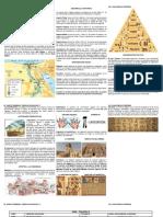 TALLER #3 EGIPTO, CIENCIAS SOCIALES 6°
