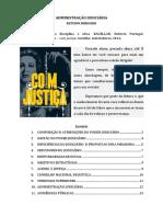 Estudo Dirigido - Administração Judiciária