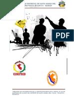 ANALISIS DE RIESGOS Y DESASTRE VALLE LLACON