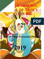 programaciobn  anual de arte cultura 2° 2019 KOKY.docx