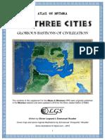 3 Cities
