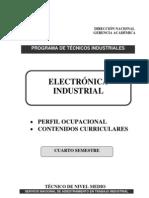 Electrónica Industrial - Semestre IV