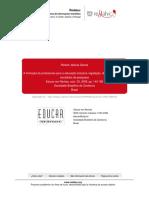 A formação de professores para a educação inclusiva - legislação, diretrizes políticas e resultados de pesquisas.pdf