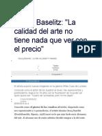 ARTE baselitz