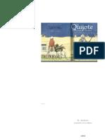 Don Quijote contado para niños