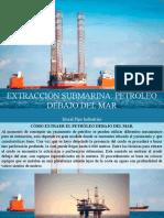 Hocal Pipe Industries - Extracción Submarina, Petróleo Debajo Del Mar