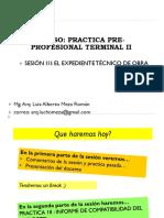 SESION 3 EXPEDIENTE DE OBRA 2020-1