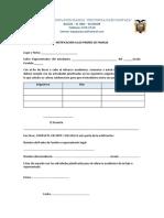 Anexo 5 - Notificacion al representante legal sobre los días de asistencia de los estudiantes a REFUERZO ACADEMICO.docx