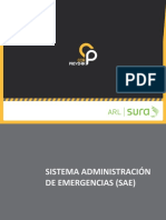 CAPACITACION COMITE DE EMERGENCIAS