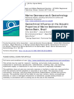 Geotechnical Influence on the Acoustic Properties of Marine Sediments of the Santos Basin, Brazil.pdf