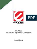 Enuwi-g2 Npen Manual