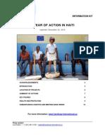Handicap International - Haiti