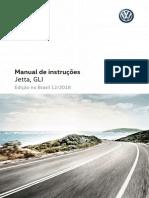 Jetta GLI_Manual de instruções