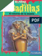 33. El retorno de la momia - R L Stine