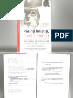 Dr. Laura Markham - Parinti Linistiti, Frati Fericiti
