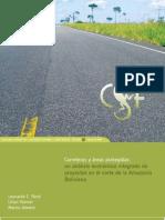 Carreteras y áreas protegidas