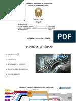 TURBINA A VAPOR_EXPO
