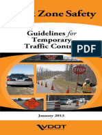 2012 Virginia Temporary Traffic Control