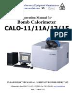 CALO-15_OPR