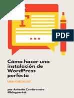 CHECKLIST-INSTALACION-WORDPRESS-PERFECTA