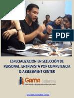 LIMA - Especializacion en Seleccion de Personal - Octubre 2019