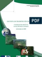 ENCUESTA DE TELEDETECCIÓN DE FRA 2010