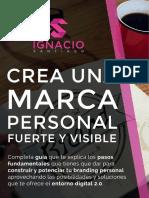 Ebook Cómo Crear Una Marca Personal Fuerte y Visible