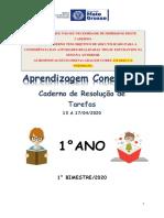 1 ANO - Resolução_Tarefas_1ªsemana